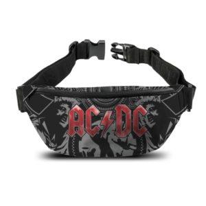 RockSax AC/DC Black Ice Bum Bag