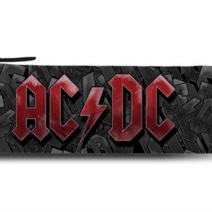 RockSax AC/DC Logo AOP Pencil Case