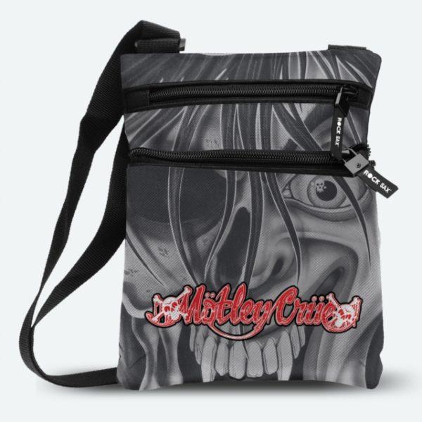 RockSax Motley Crue Dr Feelgood Face Body Bag