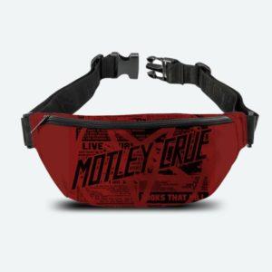 RockSax Motley Crue Girls Live Bum Bag