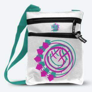 RockSax Blink 182 Smiley White Body Bag