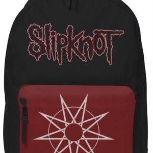 RockSax Slipknot Wanyk Star Red Classic Rucksack
