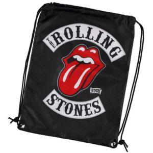 RockSax Rolling Stones 1978 Tour Draw String Bag