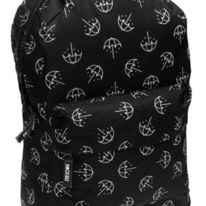 RockSax Bring Me The Horizon Umbrella Print Black/White Classic Rucksack