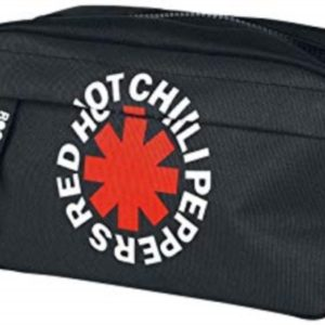 RockSax Red Hot Chili Peppers Asterix Wash Bag