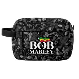 RockSax Bob Marley Collage Wash Bag