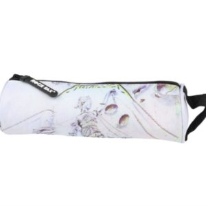 RockSax Metallica And Justice For All White Pencil Case