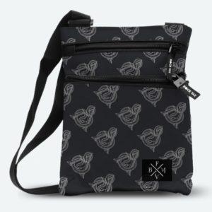 RockSax Bullet For My Valentine Gravity Pattern Body Bag