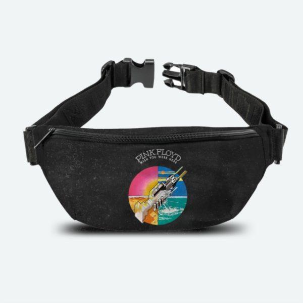 RockSax Pink Floyd Wish You Were Here Bum Bag