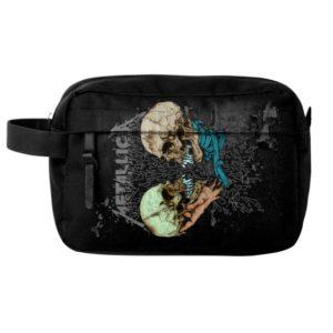 RockSax Metallica Sad But True Wash Bag