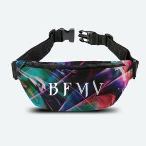 RockSax Bullet For My Valentine Colours Bum Bag