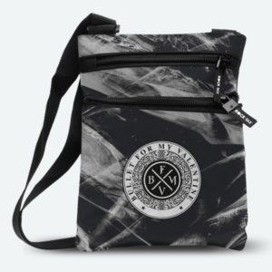 RockSax Bullet For My Valentine Circle Body Bag