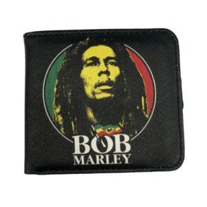 RockSax Bob Marley Circle Wallet