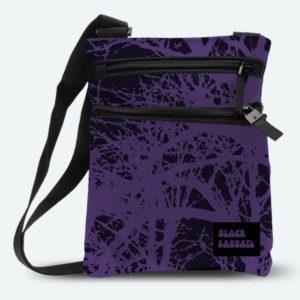 RockSax Black Sabbath Purple Body Bag