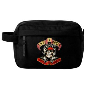 RockSax Guns n' Roses Appetite Wash Bag