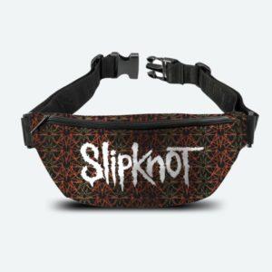 RockSax Slipknot Pentagram Bum Bag