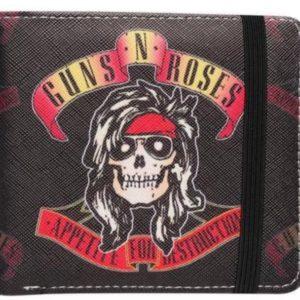 RockSax Guns n' Roses Appetite For Destruction Wallet
