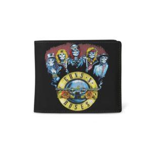 RockSax Guns n' Roses Skeleton Wallet