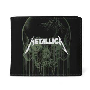 RockSax Metallica Skull Wallet