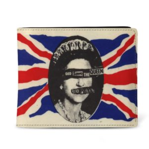 RockSax Sex Pistols God Save The Queen Wallet