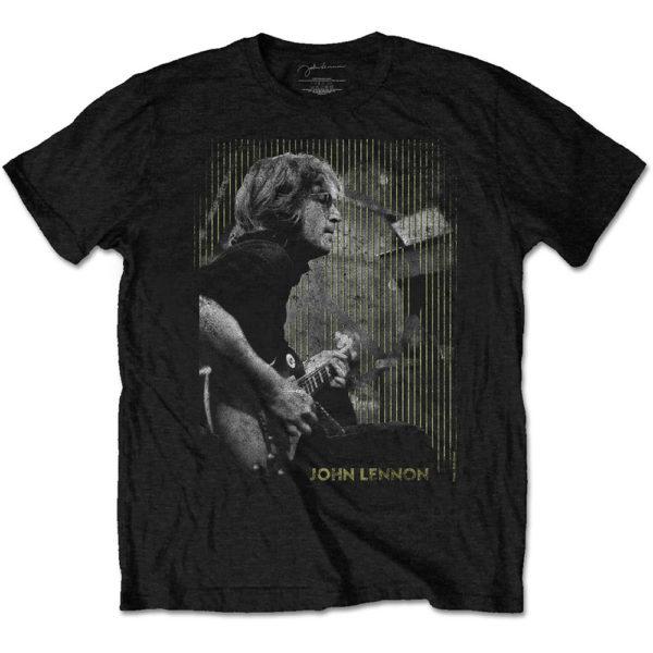 John Lennon Mens T-Shirt: Gibson (XX-Large)