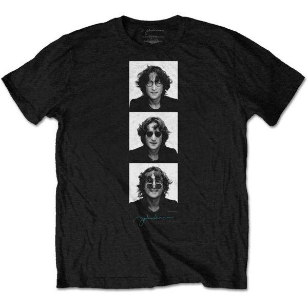 John Lennon Mens T-Shirt: GPAC Stack (XX-Large)