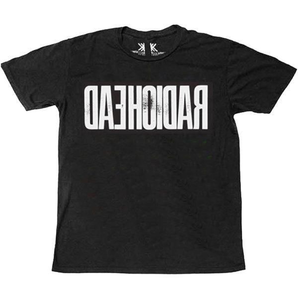 Radiohead Mens T-Shirt: Daehoidar (XX-Large)