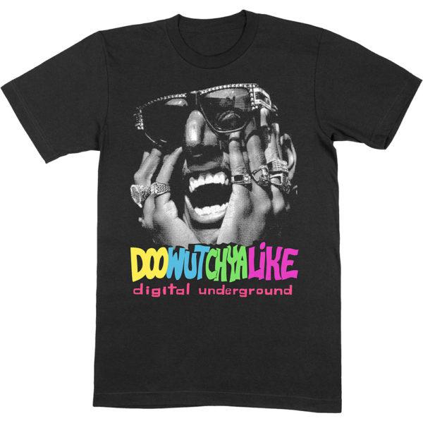 Digital Underground Mens T-Shirt: Doowutchyalike (XX-Large)