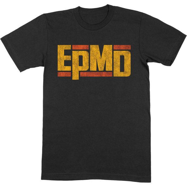 EPMD Mens T-Shirt: Distressed Classic Logo (XX-Large)