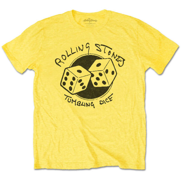 The Rolling Stones Mens T-Shirt: Tumbling Dice (XX-Large)